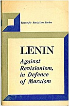 Against revisionism by V. I. Lenin