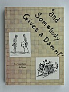 And somebody gives a damn!: A prison camp…