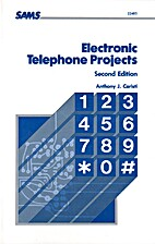 Electronic Telephone Projects by Anthony J.…
