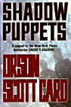 Shadow Puppets by Orson Scott Card