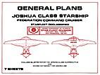 General Plans Joshua Class Starship…