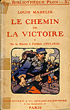 Le chemin de la victoire, de la Marne à…