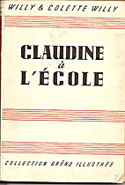 Claudine à l'école by Colette-Willy