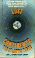 Lost Continents: The Atlantis Theme by L.…