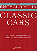ENCYCLOPAEDIA OF CLASSIC CARS - SALOON CARS…