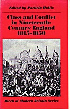 Class and conflict in nineteenth-century…