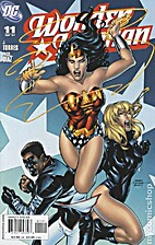 Wonder Woman, Vol. 3 #11 by J. Torres