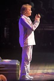 Author photo. Michael Albov, 2007