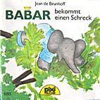 Babar bekommt einen Schreck. Pixi-Buch 690…