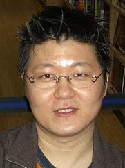 Author photo. Credit: Nighscream (Wikipedia), 2007, New York City