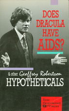 Does Dracula have AIDS? & other Geoffrey…