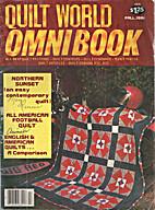 Quilt World OmniBook Volume 3 Number 3 Fall…