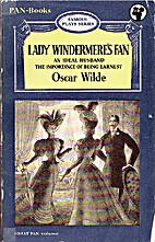 Three Plays by Oscar Wilde