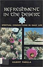 Refreshment in the Desert: Spiritual…