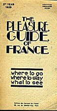 The Pleasure Guide of France - Where to go -…