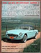 Road & Track 1962-11 (November 1962) Vol. 14…