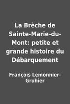 La Brèche de Sainte-Marie-du-Mont:…