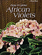 How to Grow African Violets by Sunset
