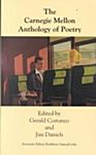 Carnegie Mellon Anthology of Poetry by…