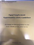 Equal employment opportunities (EEO)…