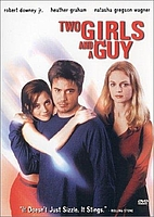 Two Girls and a Guy [Blu-ray] by James…