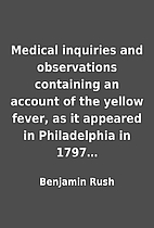 Medical inquiries and observations…