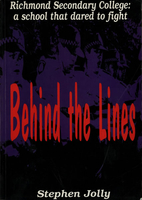 Behind the lines : Richmond Secondary…