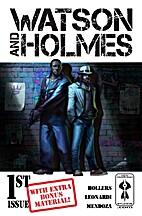 Watson and Holmes #1 by Rick Leonardi