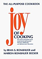 Joy Of Cooking, All New, All-Purpose…