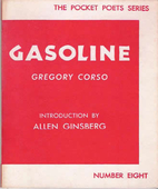 Gasoline by Gregory Corso