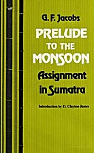 Prelude to the Monsoon by Gideon Francois…