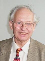Author photo. Reinhard Selten