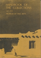 Handbook of the collections, 1917-1974,…