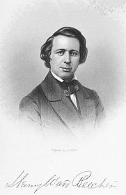 Author photo. From an 1854 publication<br>Courtesy of the <a href=&quot;http://digitalgallery.nypl.org/nypldigital/id?1229096&quot;>NYPL Digital Gallery</a><br>(image use requires permission from the New York Public Library)