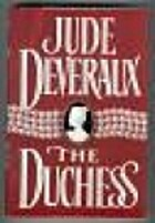 The Duchess by Jude Deveraux