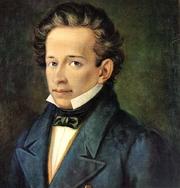 Author photo. <a href=&quot;http://it.wikipedia.org/wiki/File:Leopardi,_Giacomo_&quot; rel=&quot;nofollow&quot; target=&quot;_top&quot;>http://it.wikipedia.org/wiki/File:Leopardi,_Giacomo_</a>(1798-1837)_-_ritr._A_Ferrazzi,_Recanati,_casa_Leopardi.jpg