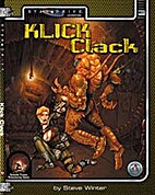 Klick Clack (Alternity Sci-Fi Roleplaying,…