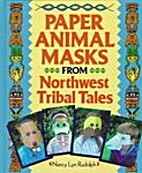 Paper Animal Masks from Northwest Tribal…