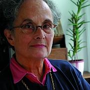 Author photo. Ruth Fainlight