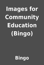 Images for Community Education (Bingo) by…