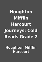 Houghton Mifflin Harcourt Journeys: Cold…