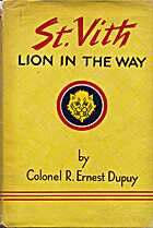 St. Vith: Lion in the Way ; the 106th…
