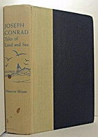 Tales of Land and Sea by Joseph Conrad
