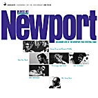 Blues at Newport [Vinyl] by Various Artists
