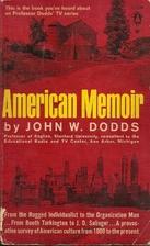 American Memoir by Dodd's