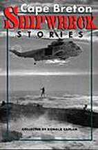 Cape Breton Shipwreck Stories