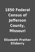 1850 Federal Census of Jefferson County,…