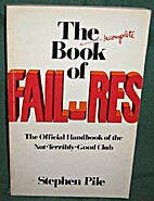 The (Incomplete) Book of Failures: The…