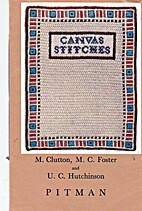 Canvas stitches by M. Clutton