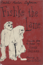 Fishke the Lame by Mendele Mojcher Sforim